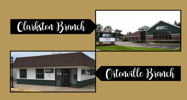 Clarkston and Ortonville Branch