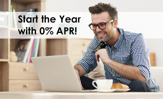 0% APR Balance Transfers with Your OU Credit Union Visa