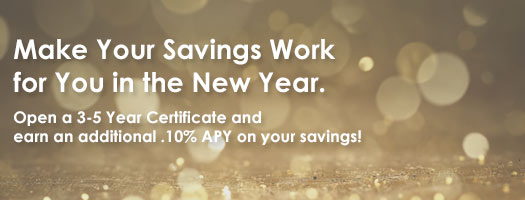 Earn more on your savings with OU Credit Union