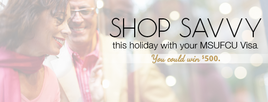 Shop Savvy with Your OU Credit Union Platinum Plus This Holiday Season